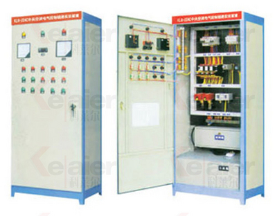 KLR-224C中央空调电气控制线路实训装置