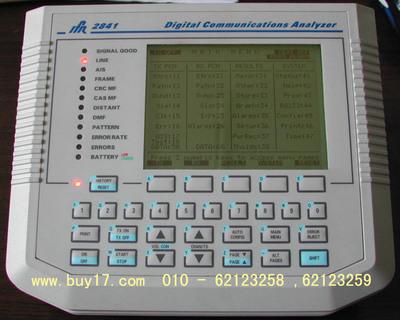 2M误码仪 IFR 2841 数字通讯分析仪