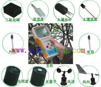 手持式农业环境监测仪/农业环境监测仪