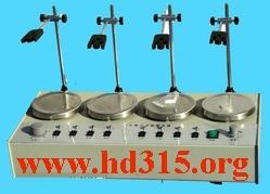 数显多头磁力搅拌器(4连)