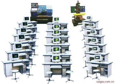多媒体机电一体化数控编程实验室(网络版)