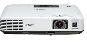 超薄 便携 商务投影机 EB-1735W