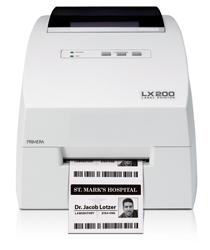 桌面型标签打印机