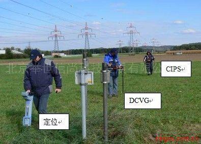 埋地管道防腐层状况评估系统
