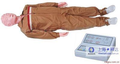 KAD/CPR300S高级全自动电脑心肺复苏模拟人