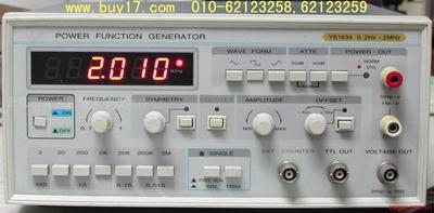 高压正弦波发生器YB1634