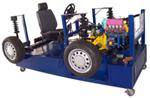 HTJT-DZ01前驱汽车动力构造与传动系统实验台