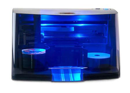 派美雅光盘打印刻录机Bravo 4201 全自动高速刻录打印