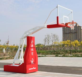 HKF-1007仿液压篮球架