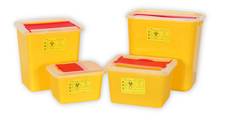 方形利器盒