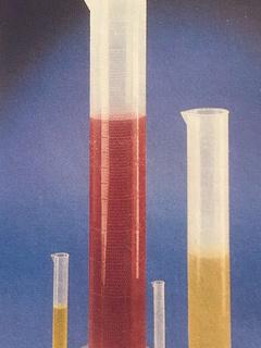 100ml黃色標準比色液