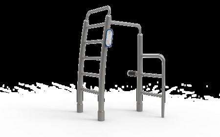 舒华室外健身路径产品