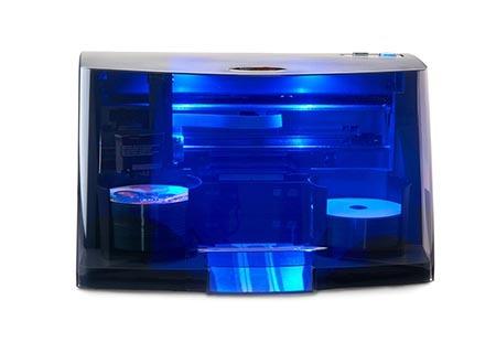 派美雅审讯音视频光盘集中打印刻录一体机PMY-TS50自动化