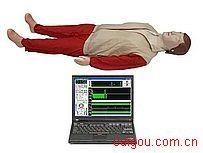 计算机控制高级心肺复苏模拟人