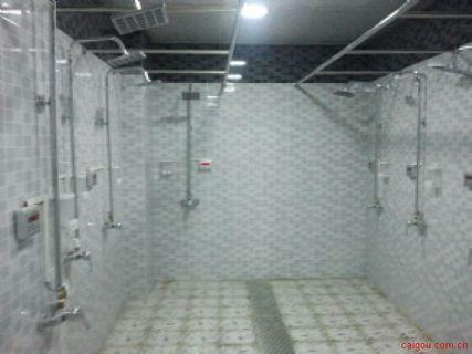 校园澡堂淋浴刷卡器