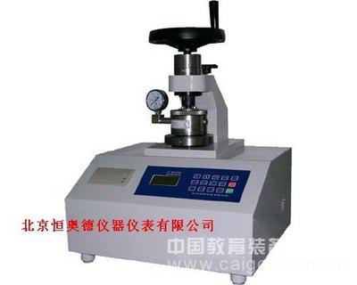 纸张耐破度仪  型号:HYD-YT-NPY1600