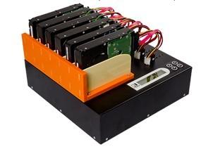 台湾佑华 硬盘拷贝机高速复制机 影视专用复制机 高清电影拷贝机 影视传媒拷贝机