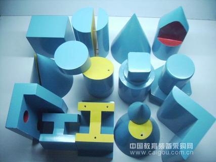 机械制图木质模型