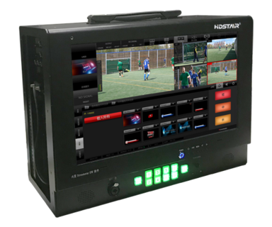 HDSTAR by streamstar CASE410便携式制播系统