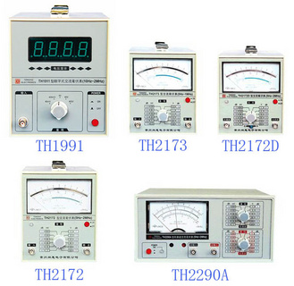 交流毫伏表(TH2172/TH2172D/TH2173/TH1911/TH2290A)