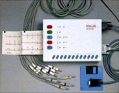 运动心电分析系统