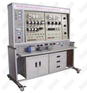 DICE-JK-Z1 综合机床电气技能实训考核装置