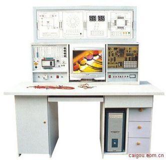 PLC可编程控制系统、微机接口及微机应用综合实验室设备