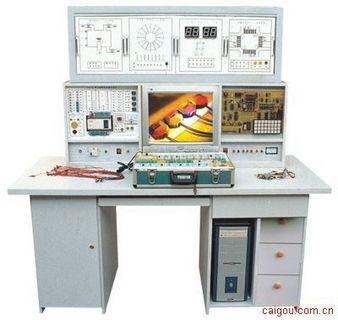 可编程控制器、单片机、自动控制原理综合实验台