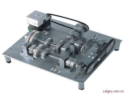 BPBJX-A 便携式机械系统创意组合实验台