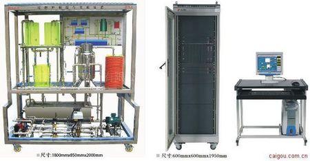PCS-D型集散过程控制综合实验装置
