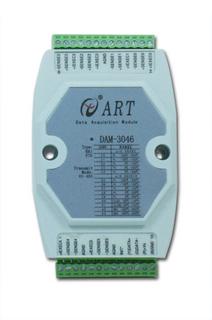 供应RS485数据采集模块DAM-3046