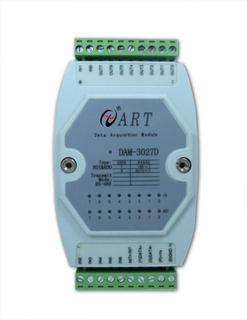 供应RS485数据采集模块DAM-3027D