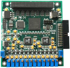 供应PC104+数据采集卡PCH2155