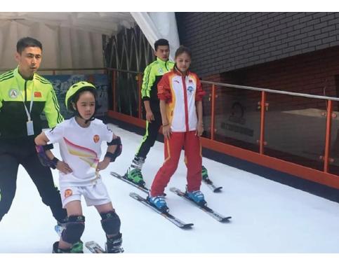 冰雪项目进校园案例