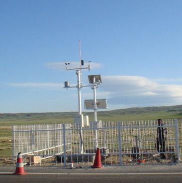 公路气象监测站组成部分介绍