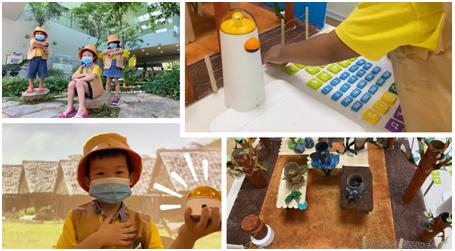 玛塔创想MWRC 2021线上选拔赛落幕!实物编程赛事赋能全球儿童素质教育
