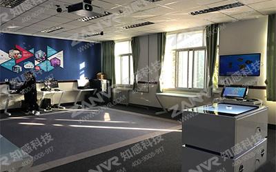 北京市自动化工程学校--VR实训室教学应用