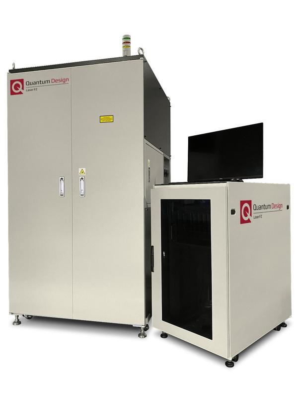 新一代高性能激光浮区法单晶炉落户天津理工大学功能晶体研究院