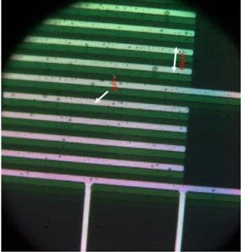 高光谱仪在OLED显示屏发光测试方向的应用