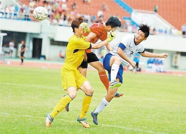 展示深圳青少年竞技体育发展水平