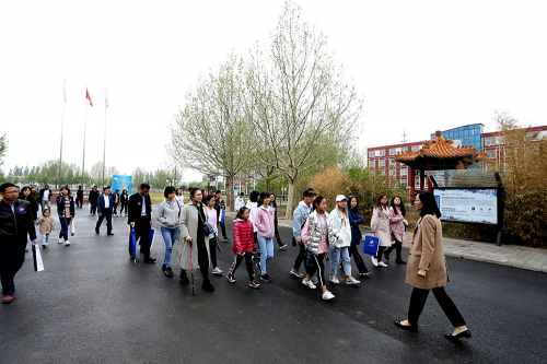 下一站,世界名校!中育贝拉北京校区开放日圆满结束