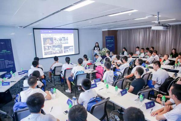 首届微信小程序编程创意营正式结营,9组中学生小程序编程作品获奖
