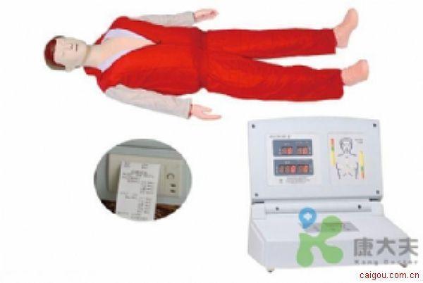 KAD/CPR480S高级数码语言提示全自动电脑心肺复苏模拟人(先生/小姐)