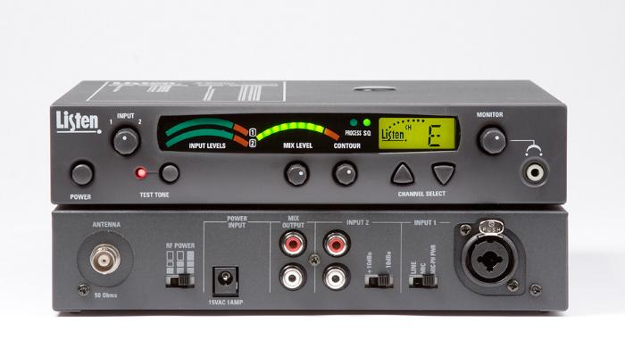 LISTEN品牌无线同声传译系统