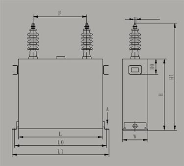 高压并联电容器装置_BAM,BFM,BFW,BWF高压并联电容器型号