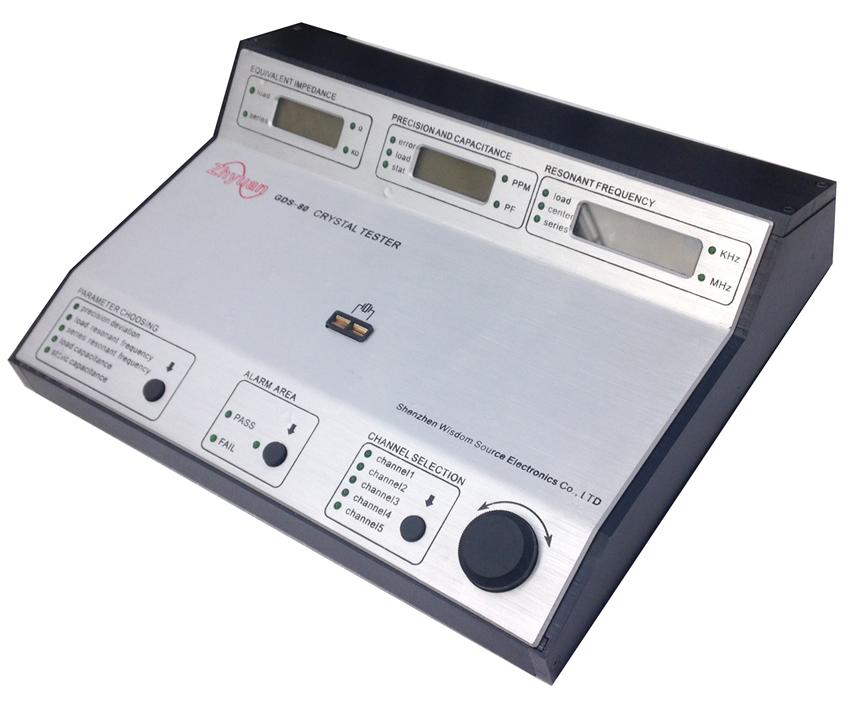 gds-80型晶振阻抗测试仪