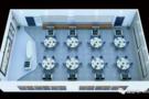 3D智能教室,智慧教室解决方案之全息商科教室