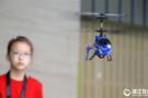 如何遥控直升机救援?看小学生给你模拟