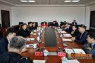 中国医科大学校长闻德亮率队赴铁岭市调研人才培养供给侧结构性改革工作