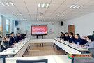 甘肃农业大学领导赴兰州大学调研校友会工作